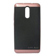 iPaky Case untuk Xiaomi Redmi Note 3 / Redmi Note 3 Pro / 4G - Rose Gold