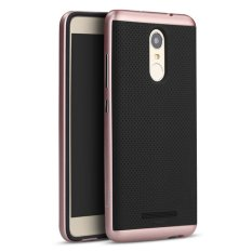 Ipaky Case Xiaomi Redmi Note 3 / Redmi Note 3 Pro Neo Hybrid Series Original - Rose Gold