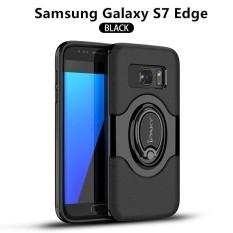 Ipaky untuk Samsung Galaksi S7 Sisi Case Sarung Lembut TPU Silikon + Buah Bemper Sarung Untuk Galak