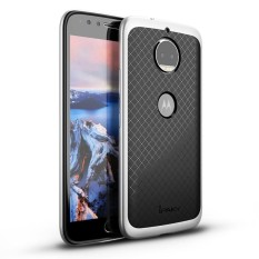IPAKY Hybrid PC Bumper + TPU Mobile Case for Motorola Moto G5S Plus - intl