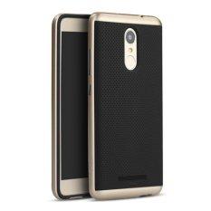 IPAKY Polycarbonate  Case for Xiaomi Redmi Note 3 / Redmi Note 3 Pro  -Emas