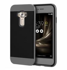 IPAKY Polycarbonate  Case Untuk Asus Zenfone 3 5.5 inch- Black