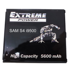 Ipart Baterai Doubel Power Extreme Power untuk Samsung S4 i9500