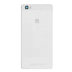 Promo Sampul Belakang Untuk Penggantian Perumahan Ipartsbuy Huawei P8 Lite Putih Murah