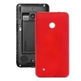 Toko Ipartsbuy Untuk Nokia Lumia 530 Warna Solid Plastik Battery Back Cover Merah Intl Yang Bisa Kredit