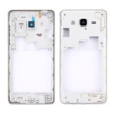 Saya Parts Beli untuk Samsung Galaxy On5/G5500 Tengah Bingkai Bezel (Perak)-Intl