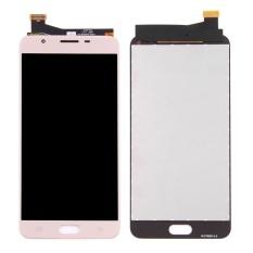 Toko Jual Saya Parts Beli Untuk Samsung Galaxy On7 2016 G6100 Dan J7 Prime Lcd Display Rakitan Digitizer Layar Sentuh Emas Intl