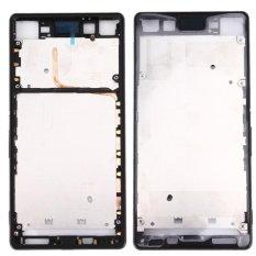 Ipartsbuy For Sony Xperia Z3 Z4 Front Housing Lcd Frame Bezel Black Intl Hong Kong Sar Tiongkok