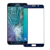 Jual Ipartsbuy Plat Penutup Layar Depan Luar Lensa Kaca Untuk Samsung Galaxy Note 5 Biru Tua Grosir