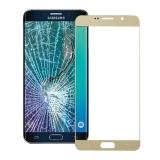 Beli Ipartsbuy Front Screen Cover Plate Lensa Kaca Luar Untuk Samsung Galaxy Note 5 Emas Di Tiongkok