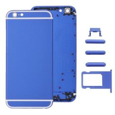 Spesifikasi Ipartsbuy Full Assembly Replacement Housing Cover For Iphone 6S Blue Intl Murah Berkualitas