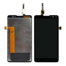 IPartsBuy LCD Display + Touch Screen Digitizer Assembly Replacement For Lenovo Golden Warrior S8 / S898t(Black) - intl