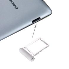 iPartsBuy Lenovo S5000 / S5000-H SIM Card Tray(Silver) - intl