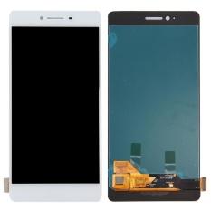 IPartsBuy OPPO R7s Layar LCD + Rakitan Digitizer Layar Sentuh (Putih)-Intl