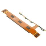 Tombol Volume Tenaga Ipartsbuy And Penggantian Kabel Fleksibel For Sony Xperia T3 D5102 D5103 D5106 Tiongkok