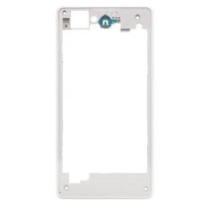 Jual Ipartsbuy Perumahan Di Belakang Bingkai Pengganti Sony Xperia Z1 Compact D5503 Putih Tiongkok Murah