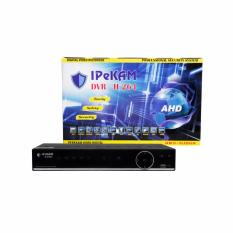 IPeKAM IP-D9804 - DVR CCTV 4CH AHD - Platinum Class - Full-D1