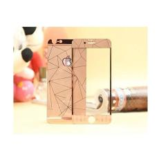Iphone 4G/4S  3D DIAMOND ROSE GOLD  Tempered Glass For Iphone