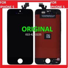 IPHONE 5 5G BLACK LCD + TOUCHSCREEN TOUCH ORI 100% ORIGINAL 701954