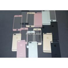 Beli Iphone 5 5S Se Matte Black Doff Magic Glass Premium Tempered Glass Magic Glass Online