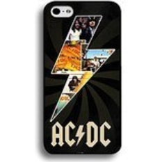 IPhone 6/6 S (4.7 Inch) ACDC Band Cover Shell Unik Bersinar Lightting Style Hard Musik Rock Band Dirancang AC/DC Phone Case Cover untuk IPhone 6/6 S (4.7 Inch) -Intl