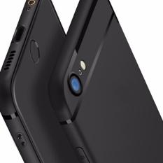 Case IPhone 6, IPhone 6 S Case, CC Kimico [Ultra-Tipis] & [Soft Touch] Premium Matte TPU Melindungi Cover untuk IPhone 6 /6 S 4.7 Inch (Hitam)