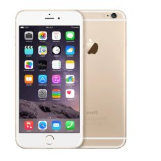 iphone 6 plus 16gb gold - Garansi 1 tahun - Free Tempered Glass f3e79b143a