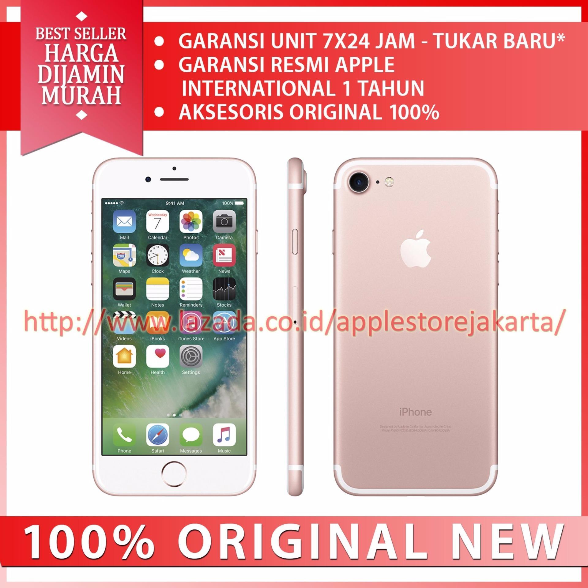 Harga Promo Apple Iphone 6s 32 Gb Smartphone Silver Garansi 7 Resmi 32gb Gold