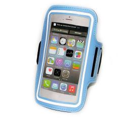 IPhone 7 Waterproof Gym Olahraga Menjalankan Armband Arm Band Pouch Phone Case Holder untuk IPhone Samsung-Intl