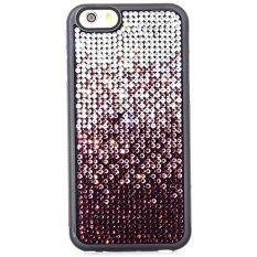 Iphone 7S Plus, Iphone 7 Plus, iSee Case (TM) Leopard Bling Bling Glitter Glam Sparkle TPU Full Cover Protective Case for New Apple Iphone 7 Plus 5.5 inch (6Plus-Glitter Leopard Hot Pink) - intl