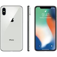 iPhone X10 64GB Silver Garansi Resmi iBox (TAM)