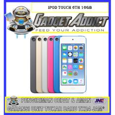 Jual Ipod Touch 6Th 16Gb Branded Murah