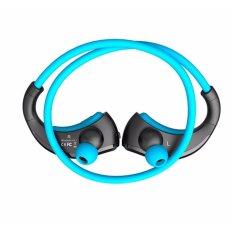 Iklan Ipx5 Tahan Air Bluetooth Headphone Wireless Earphone Olahraga Menjalankan Headset Telinga Hook Dengan Mic Intl