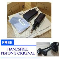 Jual Iq Charging Fast Xiaomi 100 Original Black Free Hansfree Piston 3 Original Black Termurah