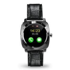 Iradish X3 Smartwatch 2G GSM Bluetooth Telepon MTK6261D 1.33 Inci Layar Single Core 32 MB RAM 130 W Kamera Monitor Tidur Pedometer Kesehatan monitor Tidur Pengingat Mundur untuk iPhone Samsung Xiaomi Ponsel Cerdas Android IOS-Intl
