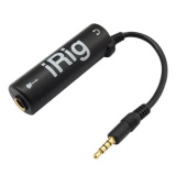 Pusat Jual Beli Irig Amplitube Guitar Interface Adapter For Iphone Ipod Touch Ipad Hitam Di Yogyakarta
