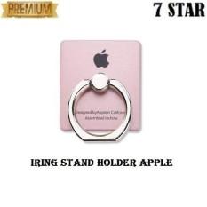 IRing Hp Holder Handphone / Cincin HP Brand IPhone 1Pcs - Random Colour