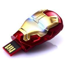 Harga Iron Man Head Usb 2 Flashdisk 8Gb Red Online Indonesia
