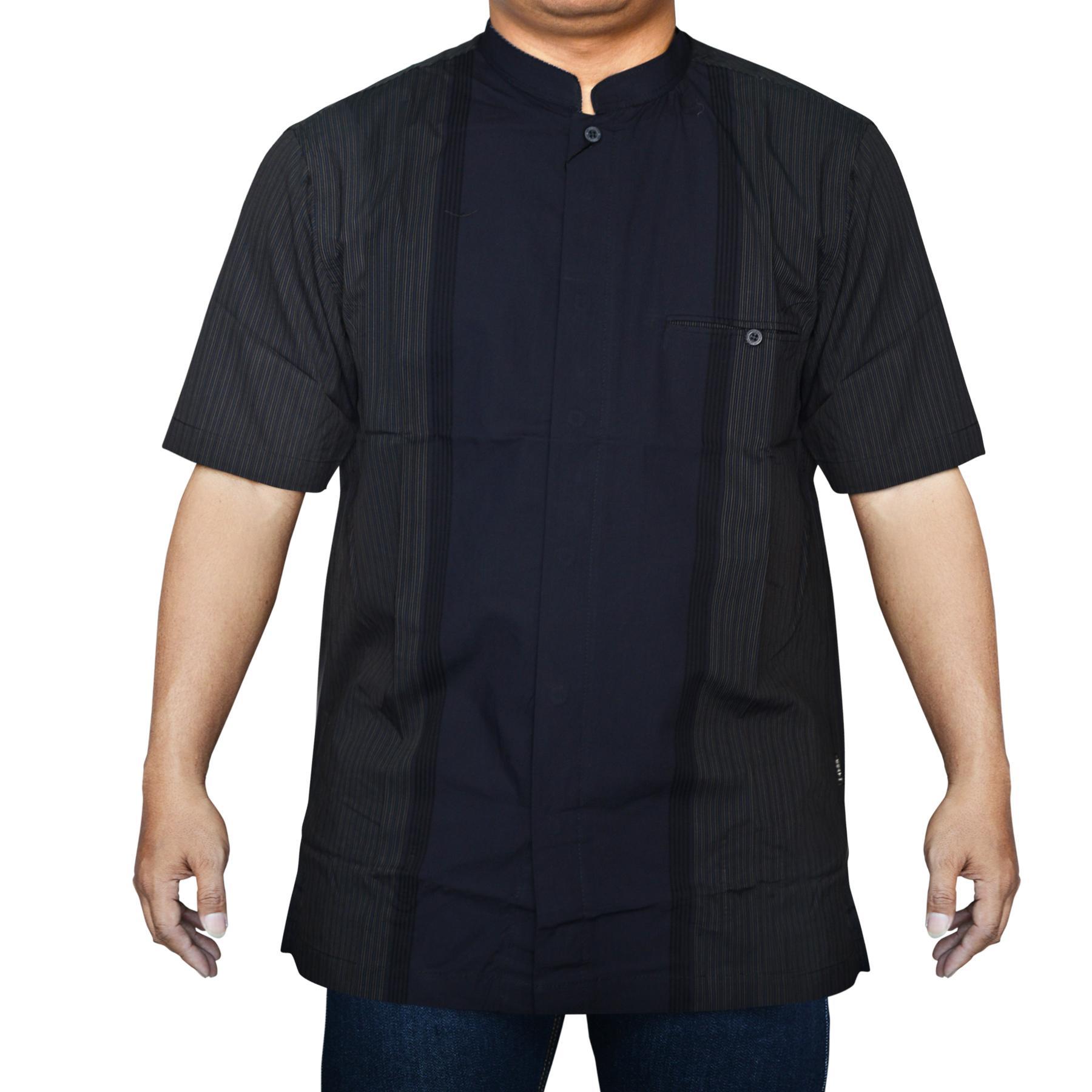 Spesifikasi Isbath Baju Koko Lengan Pendek Kdkc 160403 Navy Terbaik