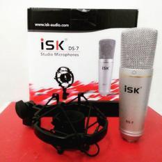 Isk Ds 7 Microphone Isk Diskon 30