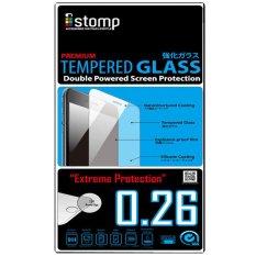 ISTOMP Premium Tempered Glass for Sony Xperia M4 Aqua