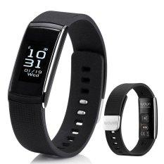 Promo Iwown I6 Pro Gelang Smart Jam Heart Rate Monitor Bluetooth 4 Tahan Air Kebugaran Pelacak Gelang For Ios And Android Tiongkok