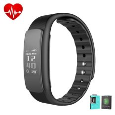 Jual Iwown I6Hr Heart Rate Monitor Smart Band Dengan Fitnesstracker Sport Smartband Bracelet Untuk Android Ios Intl Murah
