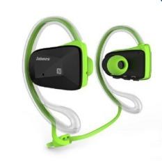 Beli Jabees Bsport Sports Waterproof Sweatproof Nfc Bluetooth V4 Headphone Headset Hijau Secara Angsuran