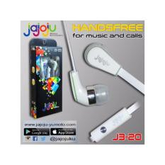 Jajoju j3-20 Super Bass Headsfree Excellent Sound Quality With Mic - warna random