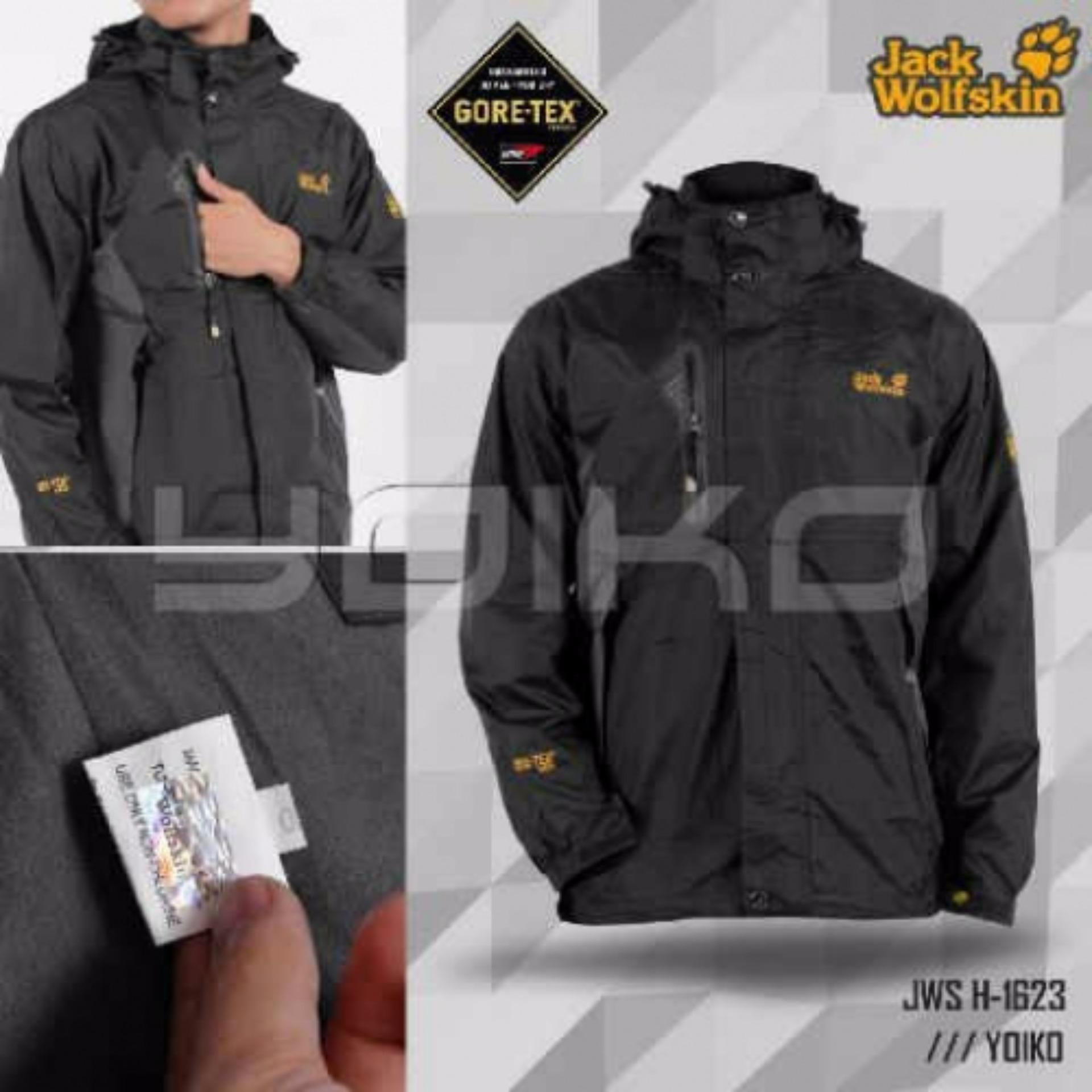 Review Jaket Outdoor Gunung Jw Import Hitam Bbh13 Locality