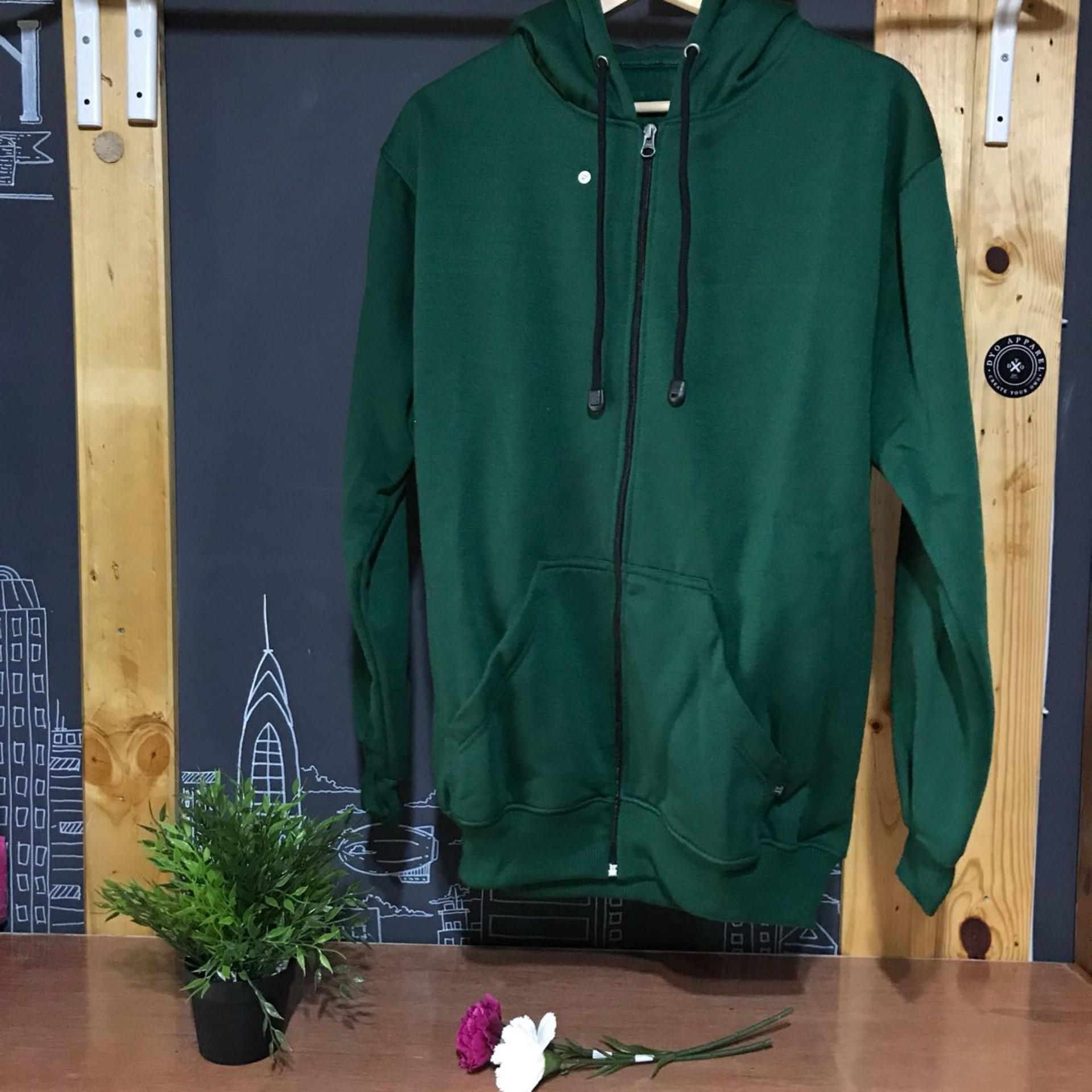 Jaket 3second Warna Navy Sweater Hoodiejaket Zipper Distro Polos Hoodie Biru Dongker Xxl Premium Quality