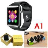 Promo Jam Hp Smartwatch U10 A1 Smart Watch Bisa Pakai Sim Card Dan Memory Jawa Timur