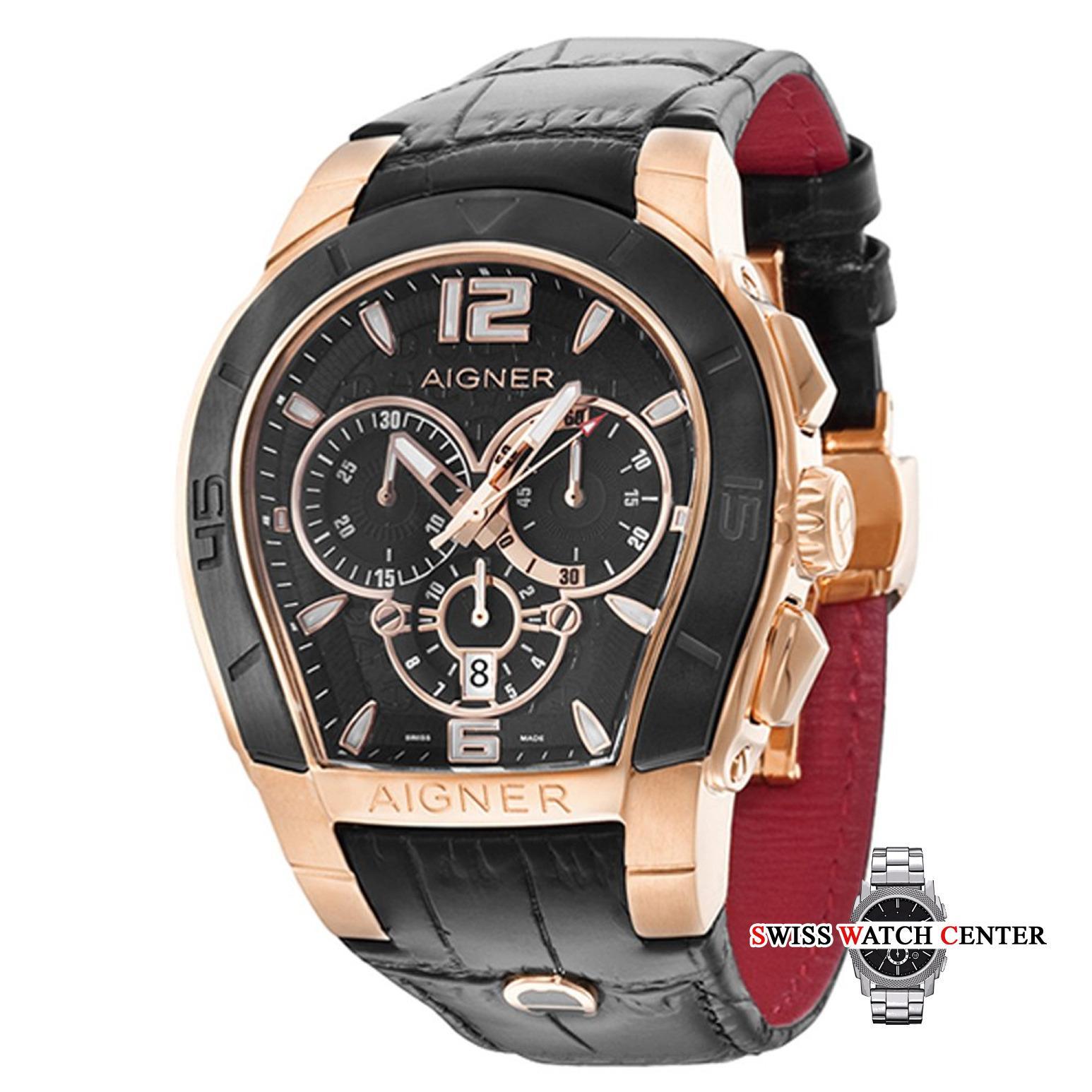 Spesifikasi Jam Tangan Aigner Palermo Jam Tangan Pria Dan Wanita Unisex Chrono Aktif Limited Edition Murah Berkualitas