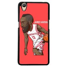 James Harden Basketball Sport Houston Rockets E0856 Oppo Neo 9 A37 Custom Hard Case